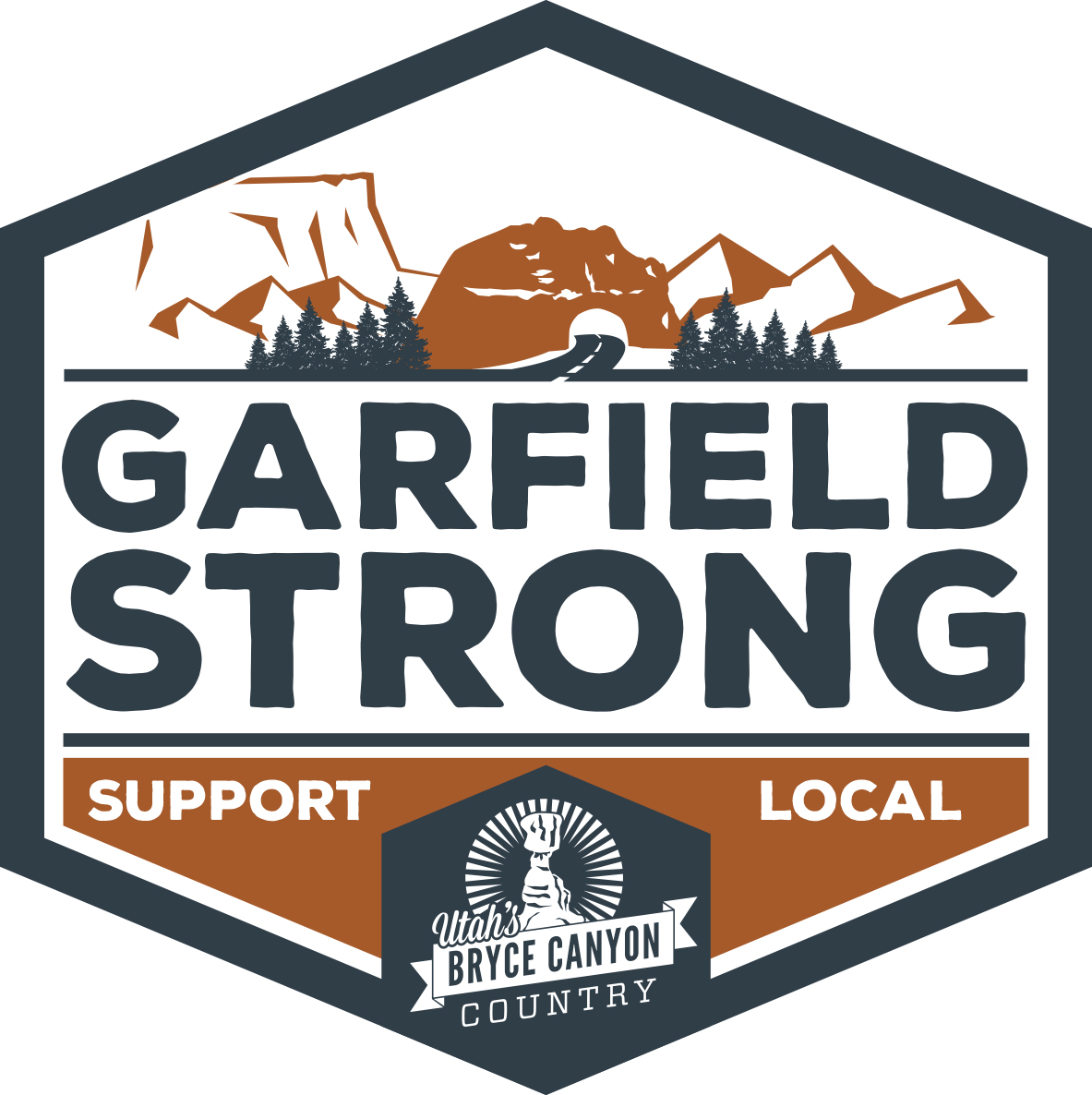 15155 GCT Garfield Strong Stickers May.2020